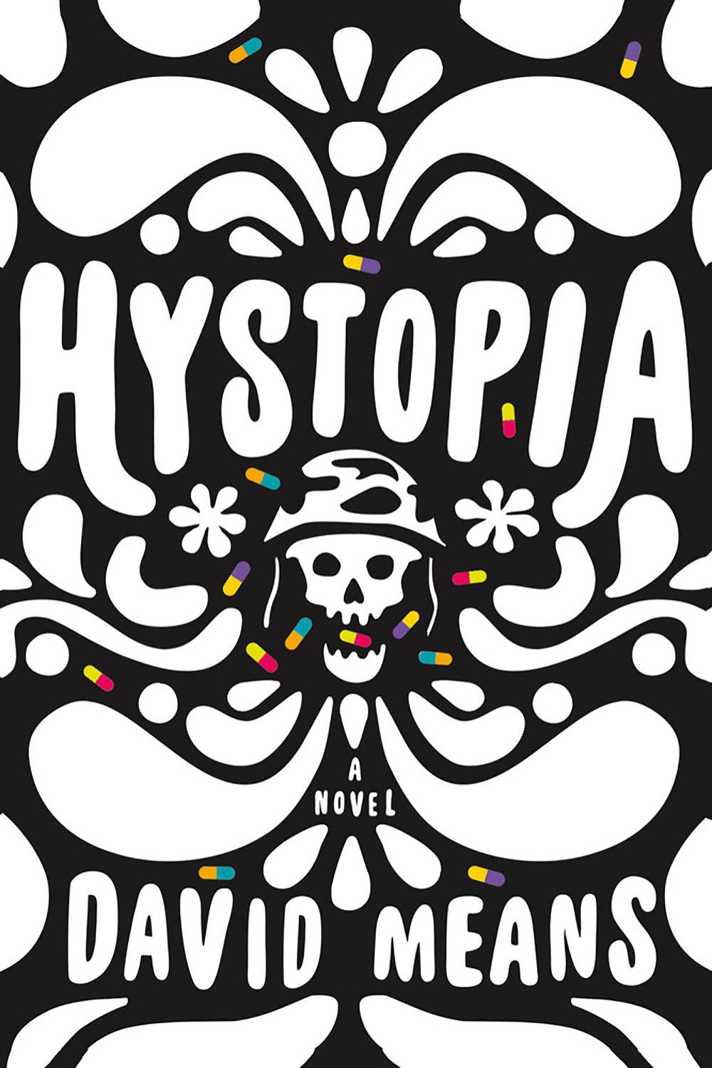 Hystopia David Means cover