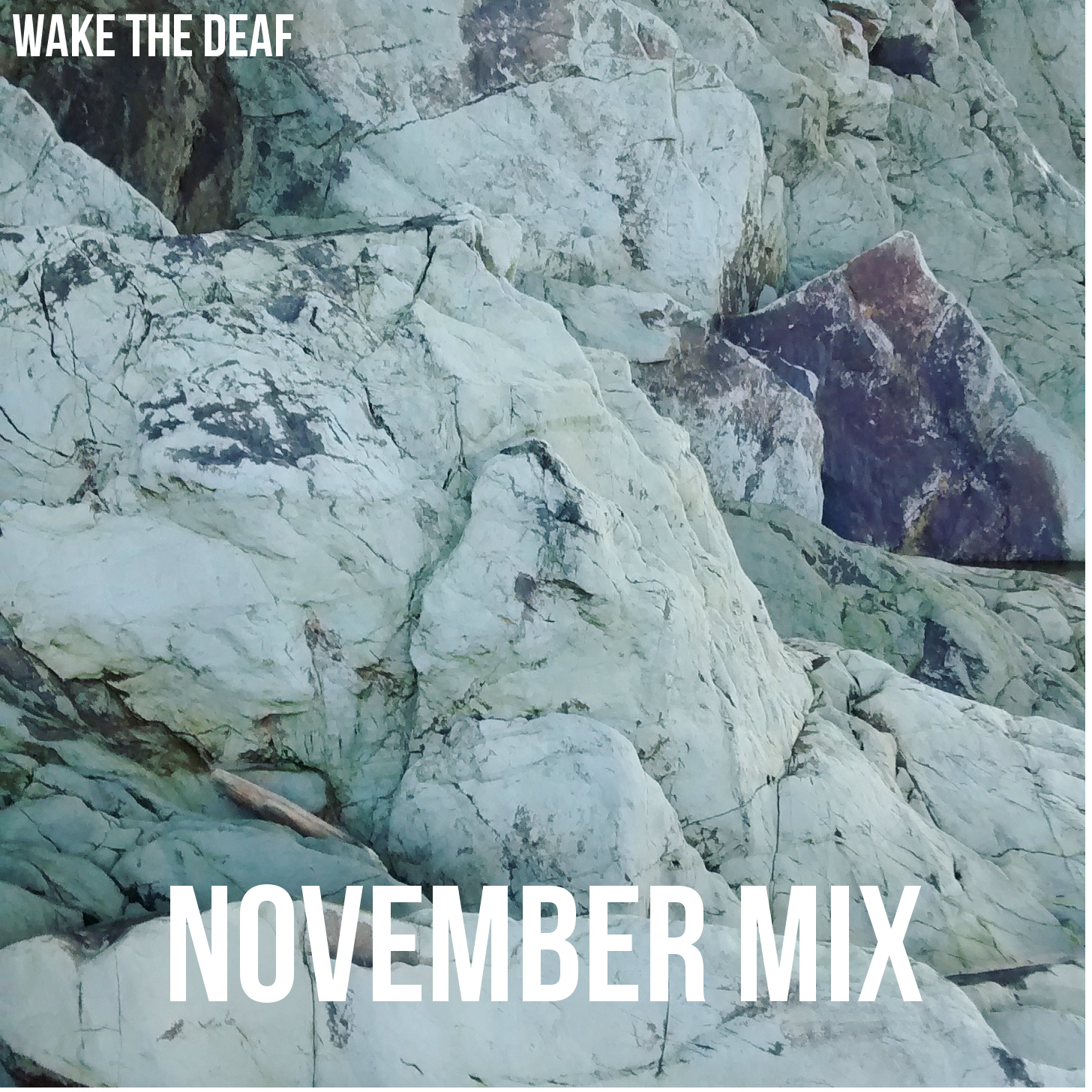 cover art for november 2016 roundup mix