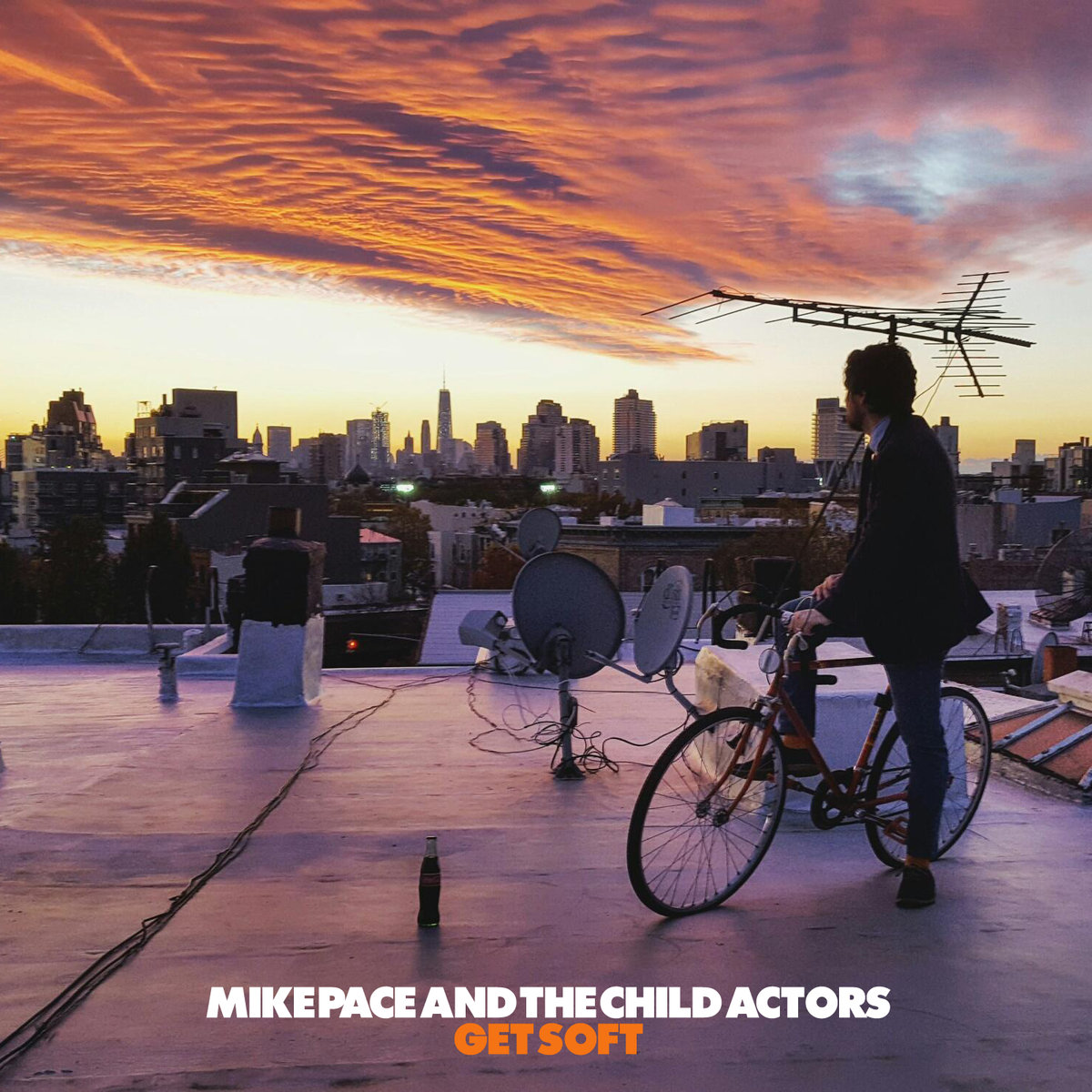 Mike Pace & the child actors get soft